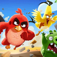 Angry Birds Jigsaw Puzzle Collection