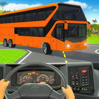 Heavy Coach Bus Simulation