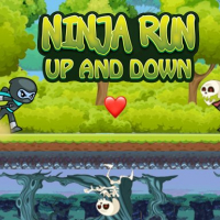 Ninja Run Up and Down