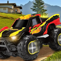 Offroad Monster Truck Legend Drive