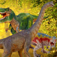 World of Dinosaurs Jigsaw