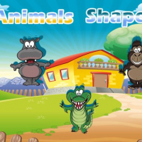 Animals Shapes