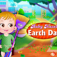 Baby Hazel Earth Day
