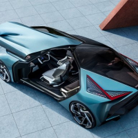 Lexus LF-30 Electrified