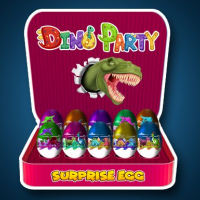 Surprise Egg: Dino Party