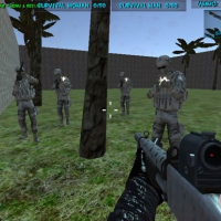 Survival Wave Zombie Multiplayer
